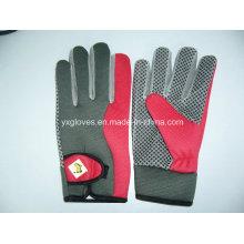 Gant de sécurité - Gant de travail - Gants en PVC avec gant de travail - Gants de levage avec poids de gant industriel