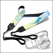 Wholesale Custom Logo/Design Polyester/Nylon Neck Lanyard Camera Strap for Key/ID Card/Camera