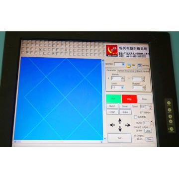 Dongguan máquina de coser máquina de colchón de muelles