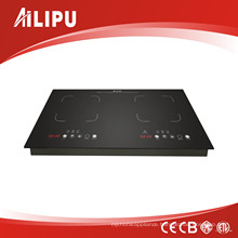 2016 Metal Housing Double Head Induction Cooker for Home Appliance Use