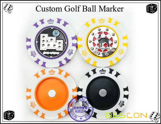 Custom Golf Ball Marker-3