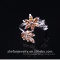 fábrica profissional de jóias por atacado anéis de prata esterlina para 2018