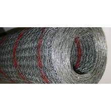 1-1 / 2 x 17 GA SELF-FURRED GEWEBE STUCCO NETTING