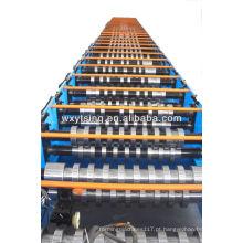23-50 estações e plataforma de alta resistência do metal de Panasonic que forma a máquina / máquina do Decking do metal