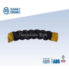 3 Strand Black Twist Polypropylene Rope