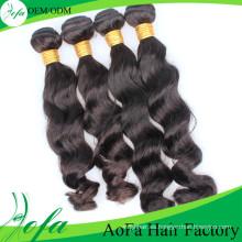 Drop Ship Cambodian Hair Products Extensión de cabello virgen humano