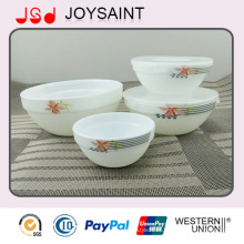 Different Size Salad Oval Bowl
