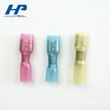 Pince en nylon de câble de lien d'accessoires de câble thermorétractable enfoncent la borne