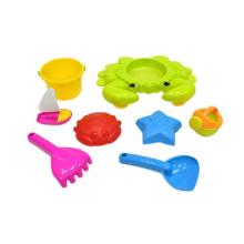 Großhandel Sommer 8PCS Kunststoff Sand Strand Spielzeug für Kinder (10194990)