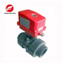 dn32 dn40 CTF-002 20NM 220V pvc electric ball valve