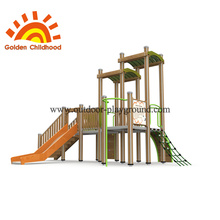 Play set facility Bright Building Outdoor