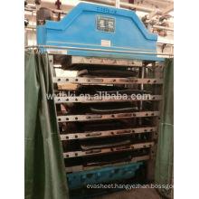 700 Tons EVA foaming machine, EPDM foaming machine