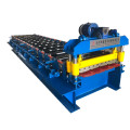 Panel Roof Coated Steel ibr Forming Machine