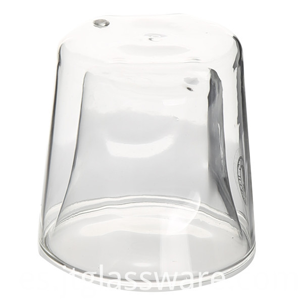 Double Wall Glass Coffee Cup (2)