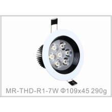 Высокая Яркость светодиодный Потолочный светильник-7ВТ