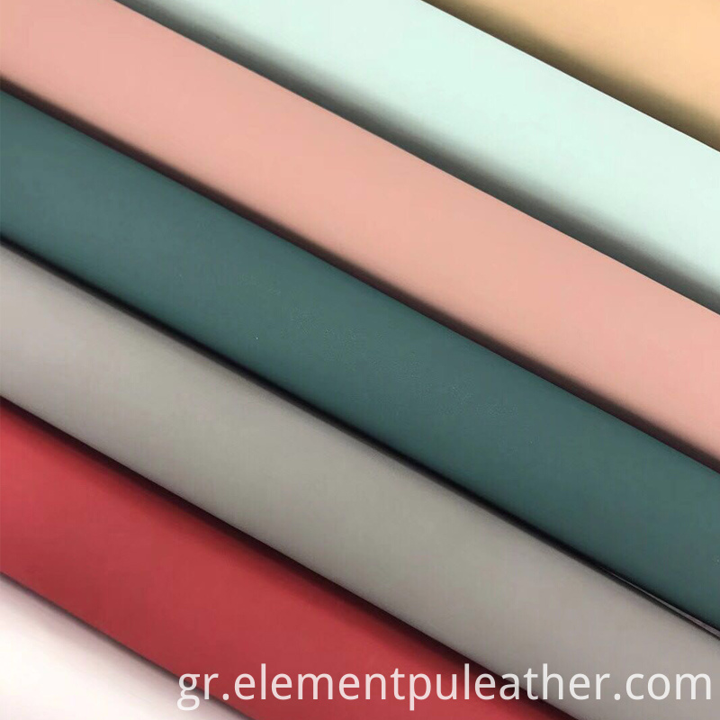 Colorful Silicone Leather