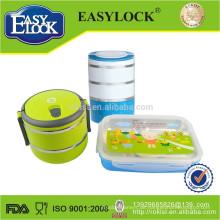 Doppelschicht isolierte Edelstahl Bento Lunchbox