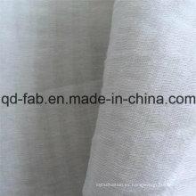 65% lino20% algodón15% tela de gasa jacquard de nylon (QF16-2509)