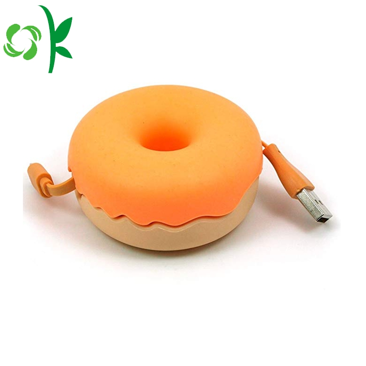 Silicone Cable Winder 3