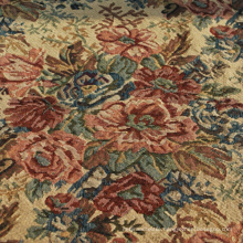 Colorful Jacquard Tapestry Sofa Fabric
