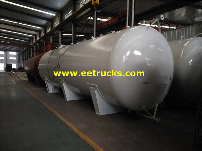 Horizontal Ammonia Gas Vessel