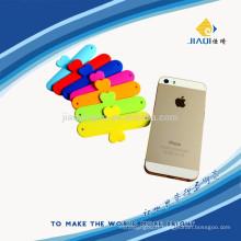 Support de téléphone mobile en silicone personnalisé