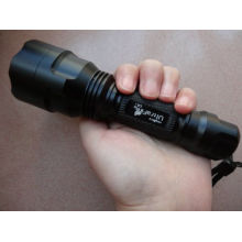rechargeable most powerful led flashlight torch