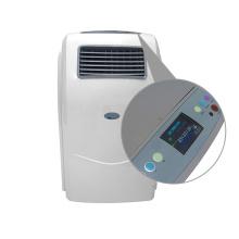 Портативный очиститель воздуха для домашних помещений с активированным углем