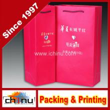 Saco de papel do vinho (2325)
