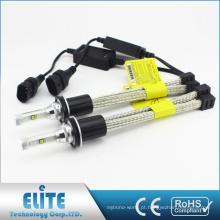 China Elite iluminação auto substituir r3 luz da cabeça h7 h8 h9 h10 h4 novo carro r4 h11 levou kit farol