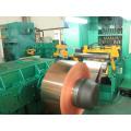 Laminação a frio reversível de tira de bronze cobre