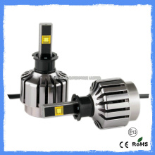 Intégré LED voiture phare voiture remplacement caché éclairage HID phare H3 LED phare