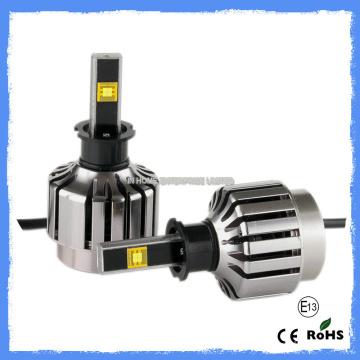 Встроенный светодиодный фонарик автомобиля замена автомобиля спрятал освещение HID фары H3 светодиодные фары