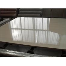 Fabricación de muebles de MDF ultrabrillante UV en China