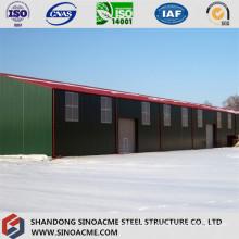Prefab Light Steel Frame for Warehouse From Sinoacme