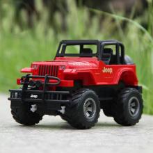 Modelo do jipe do Wrangler de R / C, carro elétrico do jipe do modelo