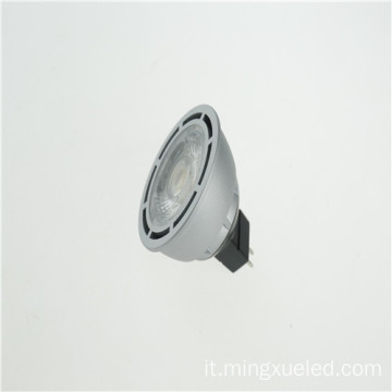 Vendita calda GU10 E27 MR16 7w Dim Led Spot light