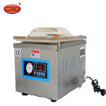 Single chamber vacuum packing machine for sea food / salted meat / dry fish / pork / beef / rice