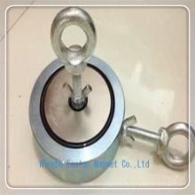 Kunden entwickelt spezielle Form Neodym-Magnet-Sauger