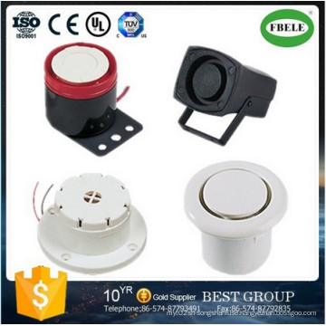 Fbps5556 High Quality Best Price 12V Police Siren Piezo Siren Police Electronic Sirens with Ce & RoHS (FBELE)