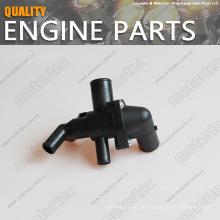 Carcaça do termostato 2U1Q 8A558 BB para peças de motor em trânsito