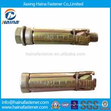 Heavy duty 3 piezas o 4 piezas escudo ancla M6 M8 M12 de China