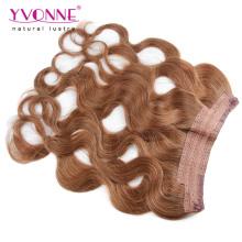 Мода Цвет #10 Бразильский объемная волна флип в наращивание волос