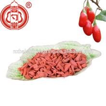 Ningxia gou qi zi bayas de goji chino 250/280/350/380/500/750 para la venta