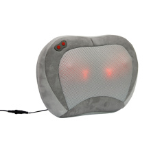 shiatsu neck massage pillow & back massage cushion