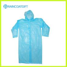 Clear Cheap Disposable PE Raincoat