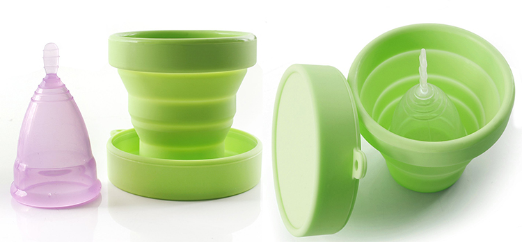 DETAIL silicone cup