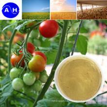 Engrais chélaté d'acides aminés de manganèse avec un nutriment végétal organique