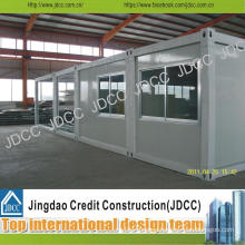 Prefabricated Modular House for Living and Office