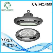 100 W / 150 W / 180 W UFO Highbay Ce / RoHS Melhor Qualidade Luzes LED Preto